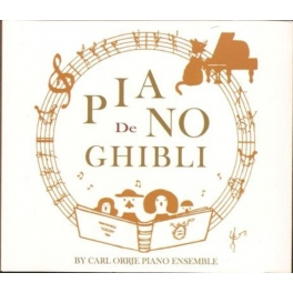 Piano De Ghibli Studio Ghibli Works Piano Collection