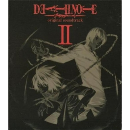 Death Note Original Soundtracks Vol.2