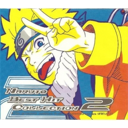 NARUTO Best Hit Collection 2 [CD + DVD]