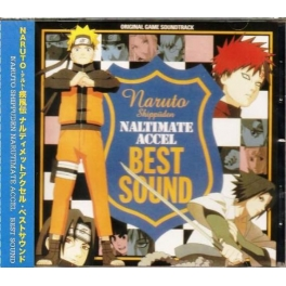 Naruto Shippuden Naltimate Accel Best Sound