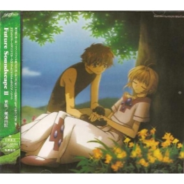 Tsubasa Chronicle Original Soundtrack Future Soundscape II