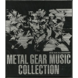 Metal Gear 25th Anniversary Metal Gear Music Collection