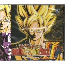 Dragon Ball Kai Original Soundtrack II