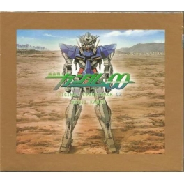 Mobile Suit Gundam 00 Original Soundtrack vol1