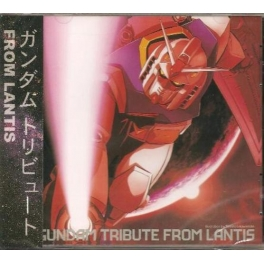 Gundam Tribute Album from Lantis