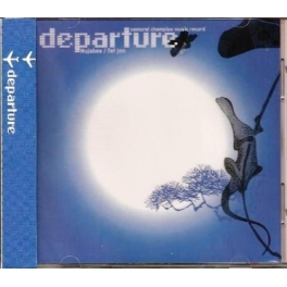 Samurai Champloo music record: departure