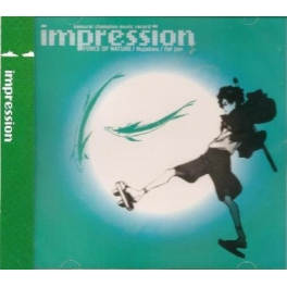 Samurai Champloo music record: Impression