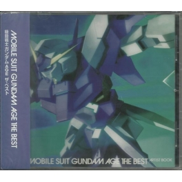 Mobile Suit Gundam Age The Best CD