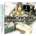 Macross 25th Anniversary Project - Macross Maximum Box!