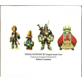 FINAL FANTASY VIII Original Soundtrack [4 CD]