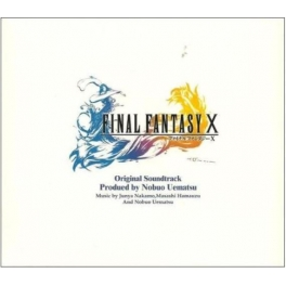 FINAL FANTASY X Original Soundtrack [4 CD]