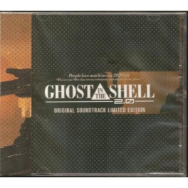 Movie Ghost In The Shell 2.0 Original Soundtrack 攻殼機動隊