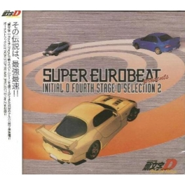 MICA-0564 Initial D Fourth Stage Sound Files 2 頭文字D