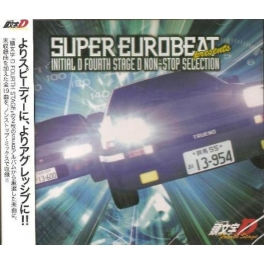 MICA-0623 Initial D Fourth Stage D Non-Stop Selection 頭文字D