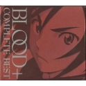 BLOOD+ COMPLETE BEST CD + DVD