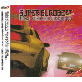 MICA-0756 Super Eurobeat Initial D Fourth Stage Supereuro-Best 頭文字D