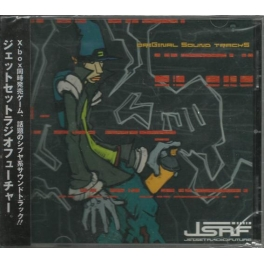 ALCA-8167 Jet Set Radio Future Original Soundtrack